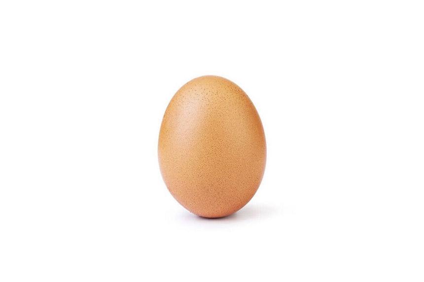 Priča o jajetu najpopularniji tvit 2019. godine