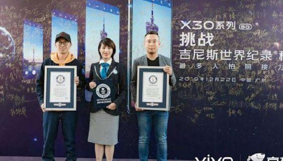 Vivo X30 Pro je postavio novi Guinness-ov svjetski rekord