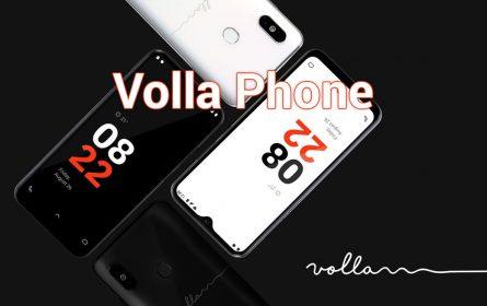 Volla Phone, bezbjedni Android telefon bez Google servisa