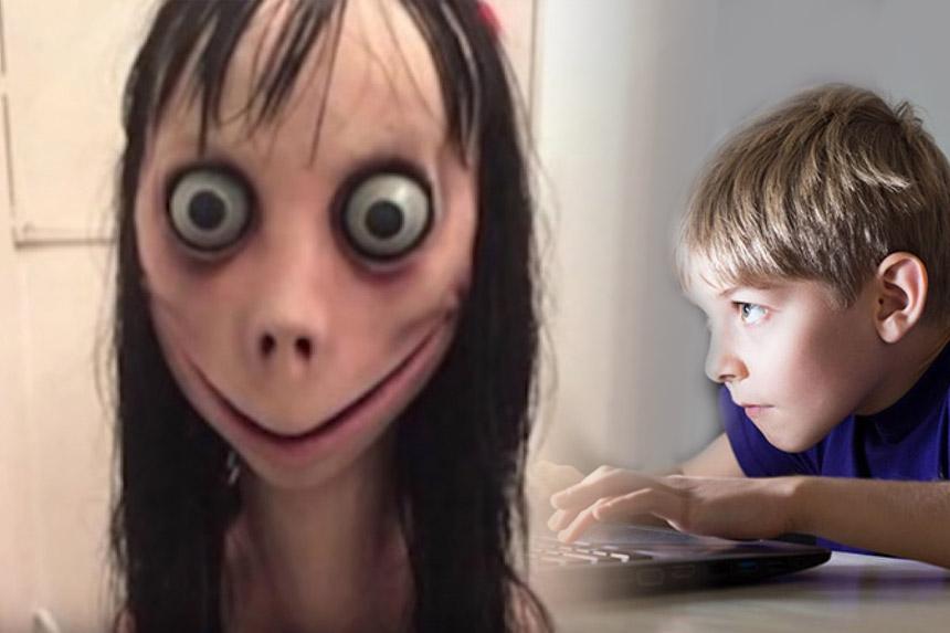 Jedna Moma poziva srpsku djecu na samoubistvo