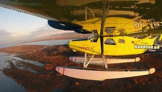 Prvi električni komercijalni avion uspješno poletio