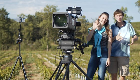 iPhone 11 Pro vs TV kamera