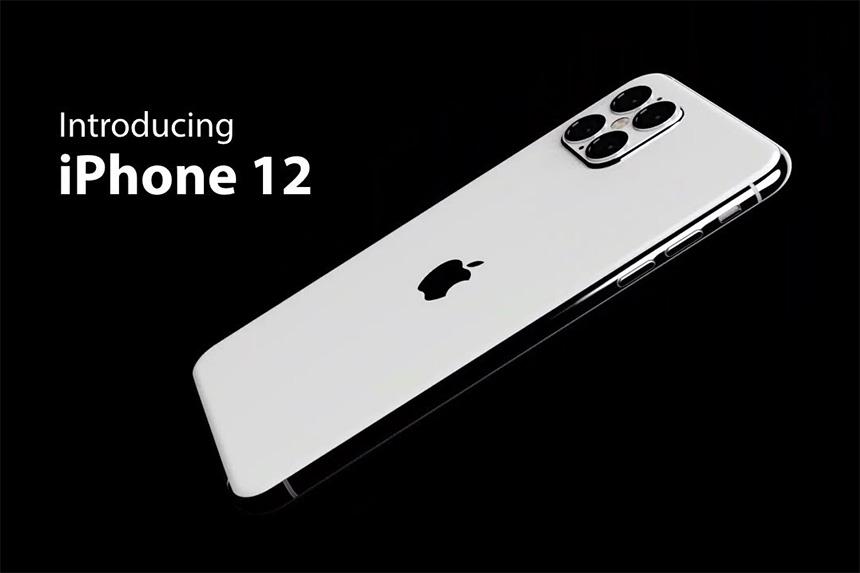 iPhone 12 (ilustracija)