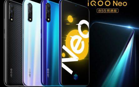 Vivo predstavio iQOO Neo 855 Racing Edition smartfon za gejmere