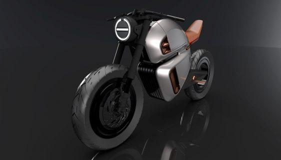 Nawa: elegantan električni motocikl koji koristi ultrakondenzator
