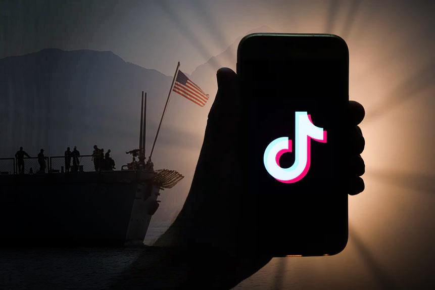 Američka mornarica zabranila korišćenje popularne kineske aplikcije TikTok