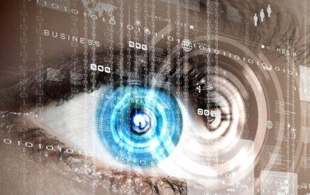 AR kontaktna sočiva za pročirenu stvarnost