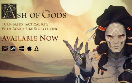 Ash of Gods Redemption – strategija u stilu japanskih crtanih filmova