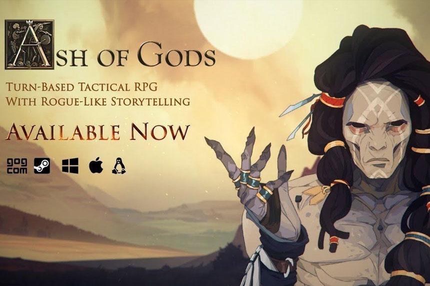Ash of Gods Redemption – strategija u stilu japanskih crtanih filmova