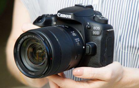 Canon EOS 90D - Napokon unapređen popularni model 80D