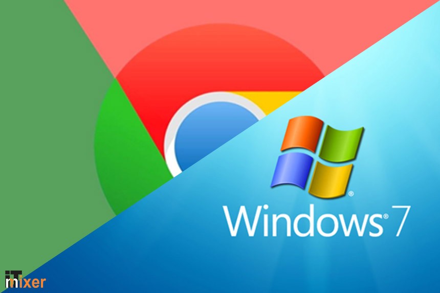 Google Chrome na Windows 7 (IT mixer)