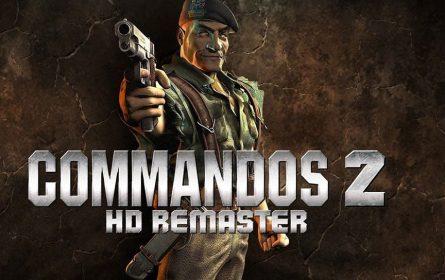 Commandos 2 HD Remaster – povratak legendarne strategije!