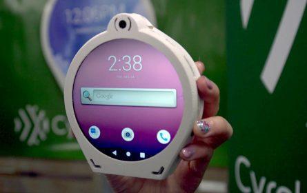 Predstavljen Cyrcle Phone, prvi smartfon sa kružnim ekranom