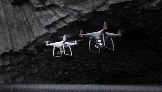DJI Phantom 4 Pro V2.0 (Foto: dronedj.com)