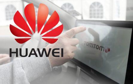 TomTom mijenja Google u Huawei telefonima?