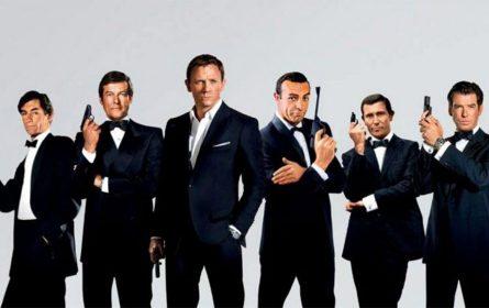Kako da gledate James Bond filmove hronološki