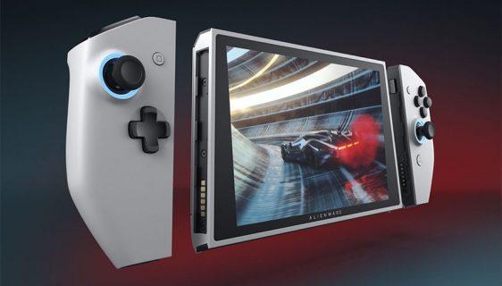 Alienware na CES-u predstavio koncept prenosne igraća konzole za PC igre