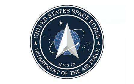 Logo Svemirskih snaga SAD