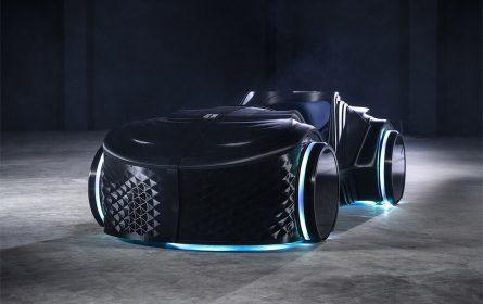 Loki električni automobil iz 3D štampača