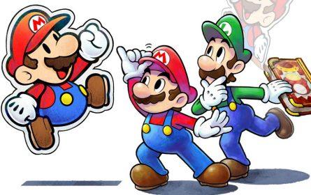 Mario i Luiđi, Nintendo