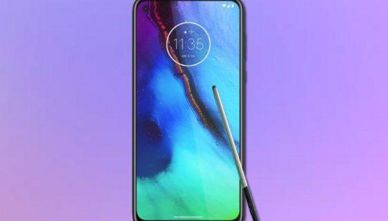 Motorola sa stylus pametnom olovkom