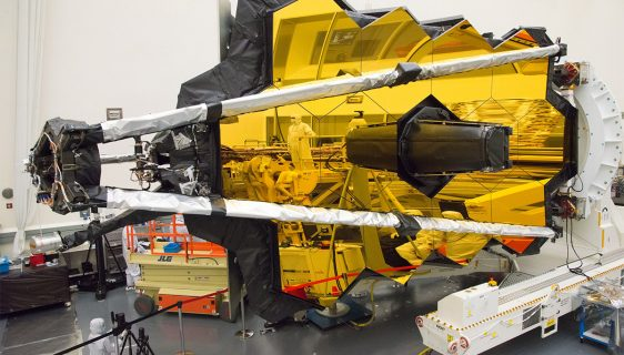 NASA teleskop Džejms Veb (Foto: NASA)