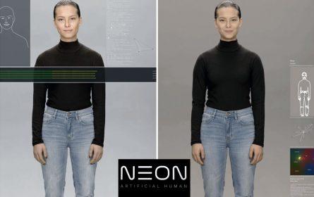 Samsung režira SF: NEON projekat ljudskih avatara