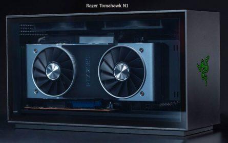 Razer Tomahawk N1, neobičan računar za kompaktne performanse igara