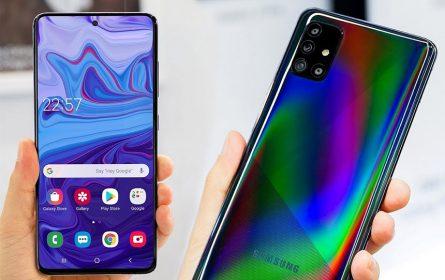 Samsung najavio Galaxy A71 i A51