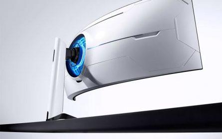 Samsung gejming monitor Odyssey G9