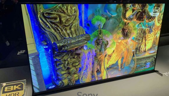 Sony je najavio 8K, OLED i 4K Full Array LED televizore