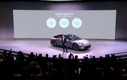 Sony predstavio na CES-u: Električni konceptni automobil Vision-S