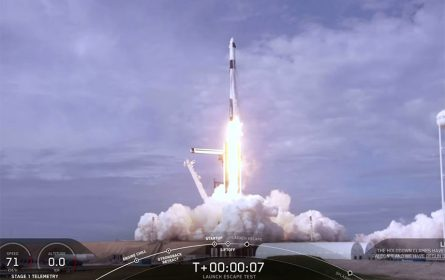SpaceX test rakete Falcon 9