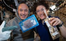 Ispečeni prvi kolačići u svemiru