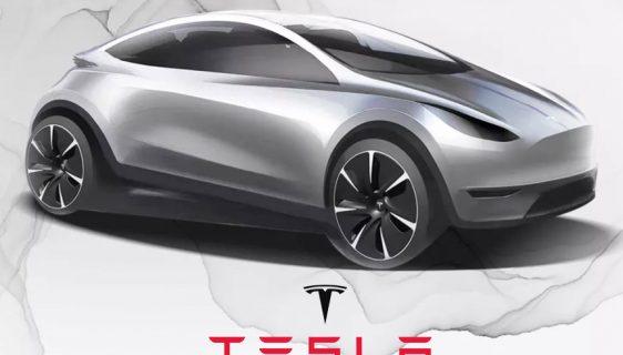 Tesla dizajnom najavio kompaktni električni automobil