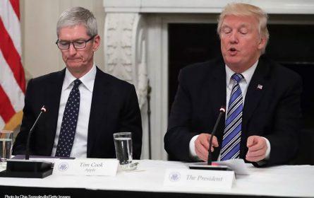 Trump napao Apple: Ne žele otključati telefone ubica, dilera i kriminalaca