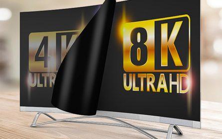 UltraHD 8K TV