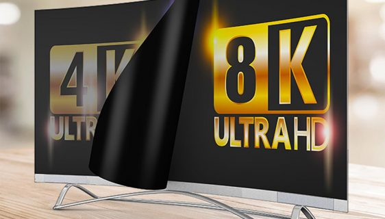 UltraHD 8K TV