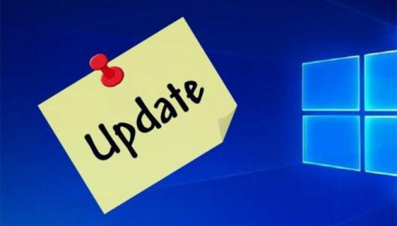 Windows 10 greška - ažuriranje (ilustracija)