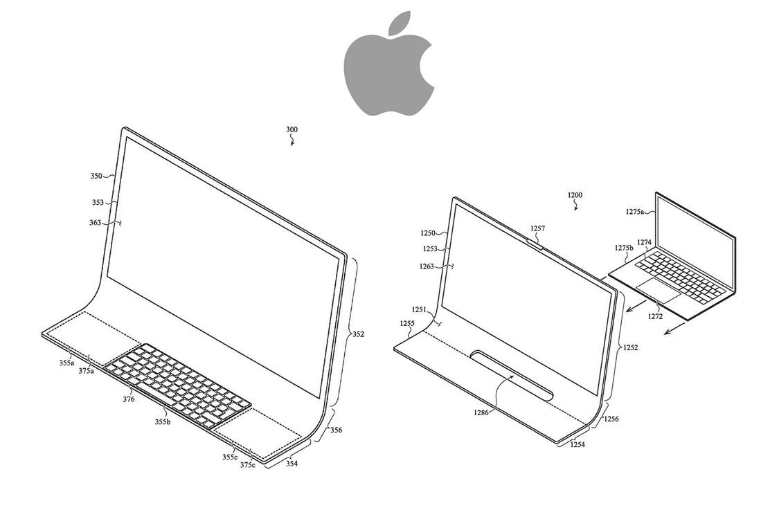 Novi iMac mogao bi da bude od zakrivljenog stakla
