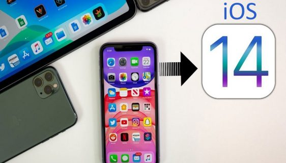 nadogradnja na iOS 14