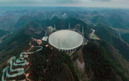 Kineski radio-teleskop veličine 30 fudbalskih igrališta počeo da traži vanzemaljce