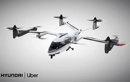 CES 2020: Uber i Hyundai najavljuju leteći taksi | VIDEO