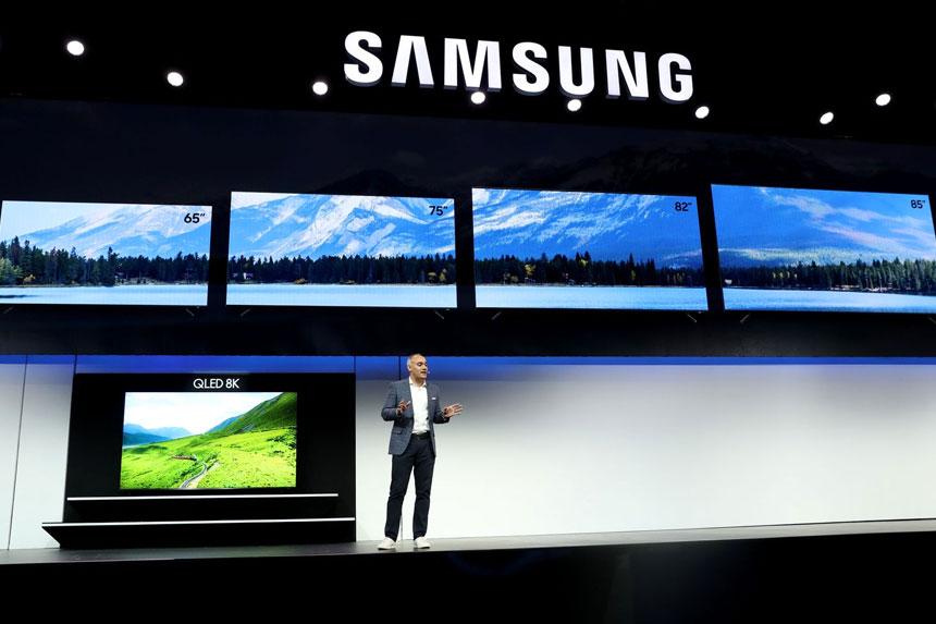 Samsung priprema prvi televizor bez okvira