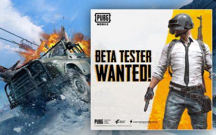 PUBG Mobile poziva igrače da postanu Beta testeri