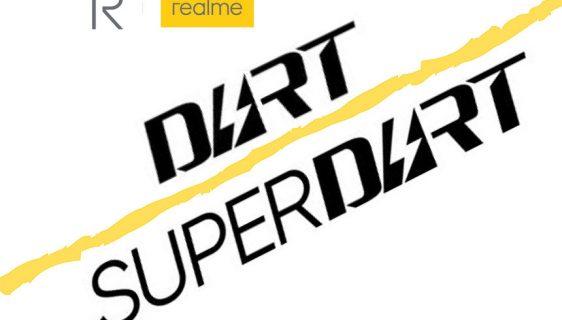 Superdart brzo punjenje telefona koje razvija Realme