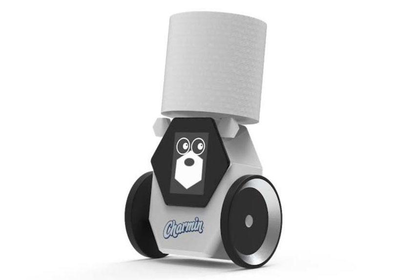 CES 2020: Robot u toaletu spašava od nezgodnih situacija
