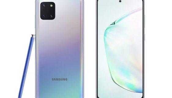 Samsung galaxy s10 note lite