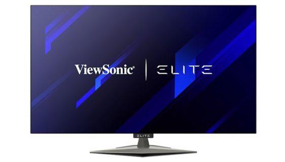 CES 2020: ViewSonic predstavio gamerski OLED monitor ELITE XG550