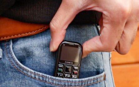 Zanco predstavio najmanji mobilni telefon na svijetu - Tiny t2